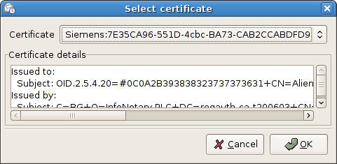 Evolution select cert.png